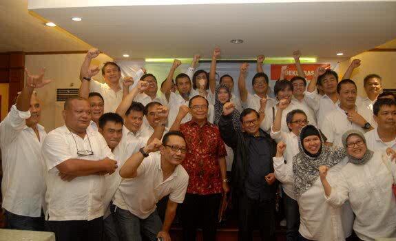 Deklarasi Alumni ITB Dukung Capres Jokowi