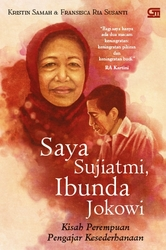 Buku: Saya Sujiatmi, Ibunda Jokowi (ist)