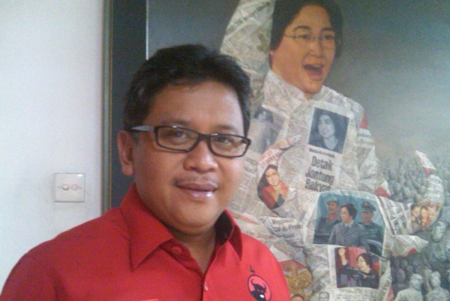 Image result for Hasto Kristiyanto