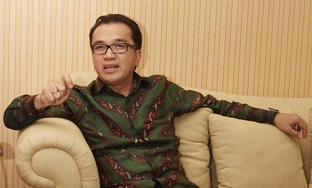 Tantowi Yahya Picture: Tiga Kader Golkar Yang Dipecat Tidak Bisa Jadi Anggota DPR