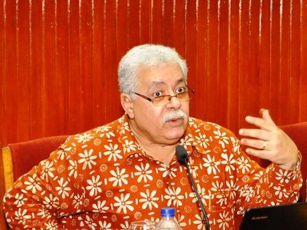Fariz M Mehdawi (Dubes Palestina Indonesia)