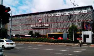 Gedung Bawaslu RI