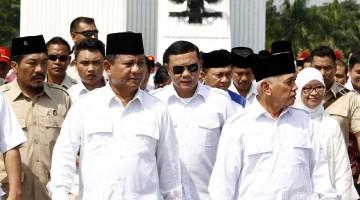 Prabowo dan Hatta (Capres Cawapres Pilpres 2014)