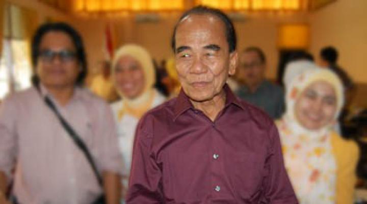 Gubernur Provinsi Riau Annas Maamun