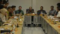 Rapat pengurus harian DPP PPP di Jakarta, Selasa (9-9-2014). (Antara-Widodo S. Jusuf)