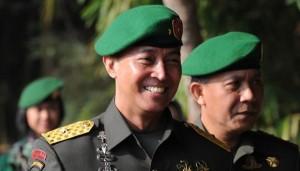 Andika Perkasa, Komandan Paspampres Jokowi