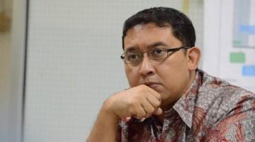 Wakil Ketua DPR RI asal Partai Gerindra Fadli Zon