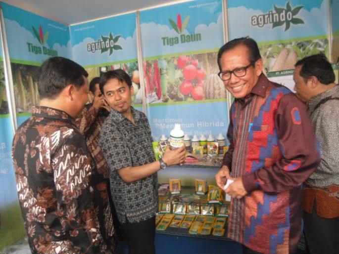 Ketua Masyarakat Perbenihan dan Pembibitan Indonesia (MPPI) Dr. Ir. Mohammad Jafar Hafsah