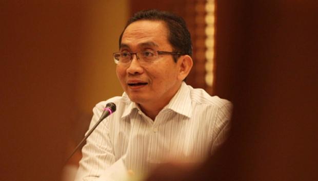 Wakil Ketua KPK Adnan Pandu Praja