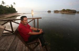 Ketua DPD PDIP Sultra Hugua
