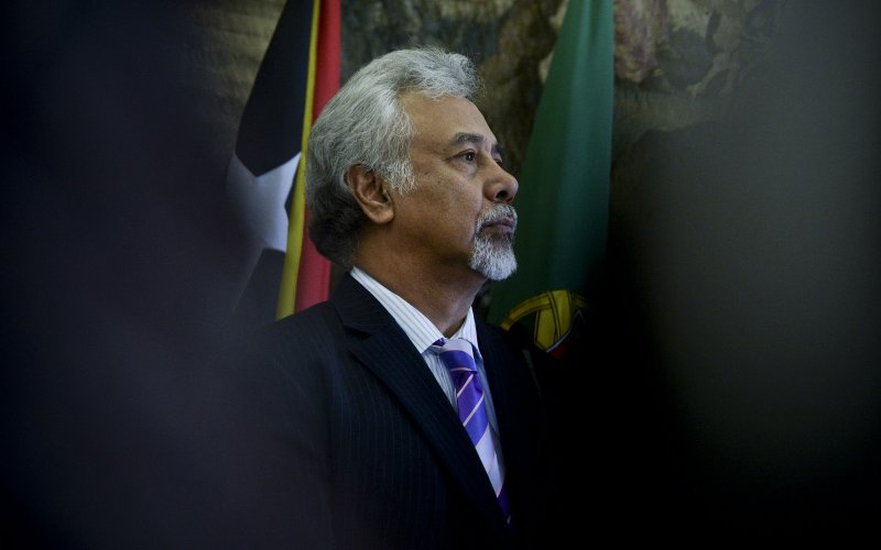 Xanana Gusmao (PATRICIA DE MELO MOREIRA/AFP/Getty Images)