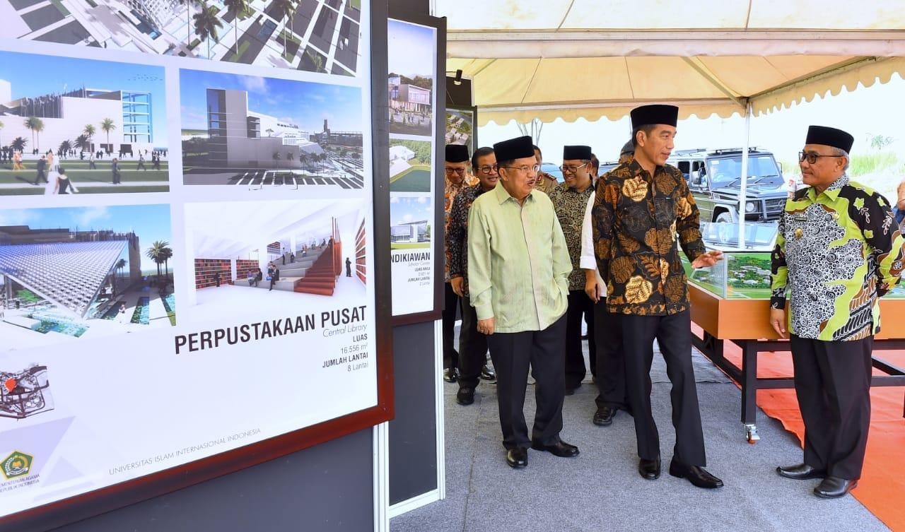 presiden-meletakkan-batu-pertama-pembangunan-kampus-uiii-di-depok-11