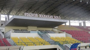 Stadion Manahan, di Surakarta, Jateng. (Foto: IST)
