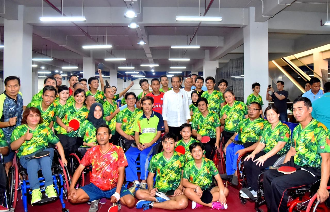 meninjau-pelatnas-asian-para-games-di-hartono-trade-center-3