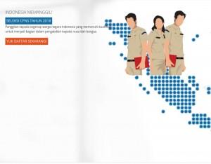 Pengumuman di Website SSCN