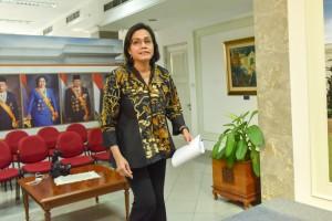 Menteri Keuangan Sri Mulyani Indrawati (Foto: JAY/Humas)