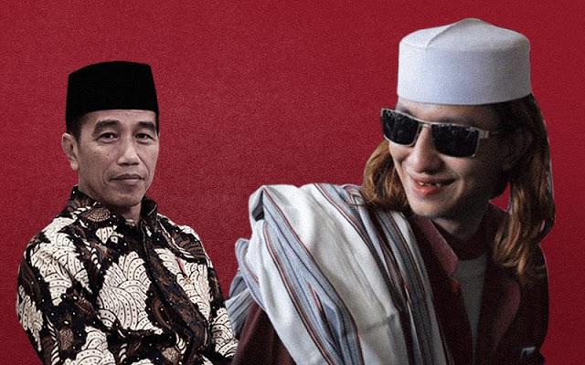 Hasil gambar untuk bahar vs Jokowi