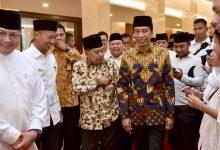 UU Disepakati Bersama, Presiden Jokowi Minta Yang Tidak Puas Pemilu Beri Pelajaran Politik