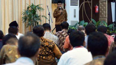 Bukber Lembaga Kepresidenan, Mensesneg Ingatkan 1 Juni Upacara Hari Lahir Pancasila