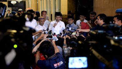 Dibentuk Oleh Ketatanegaraan, Presiden Jokowi: Jangan Rendahkan Mahkamah Konstitusi