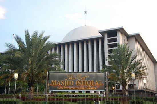 Sediakan Anggaran Rp465 Miliar, Pemerintah Renovasi Masjid Istiqlal