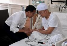 Presiden Jokowi Sampaikan Ucapan Duka Cita Atas Meninggalnya Ustaz Arifin Ilham