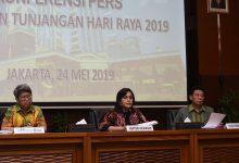 Menkeu: THR Untuk PNS, Prajurit TNI, Anggota Polri, dan Pensiunan Dicairkan Serentak 24 Mei