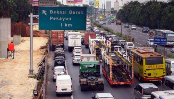 Agar Mudik Lancar, H-10 Hingga H+10 Seluruh Perbaikan dan Pembangunan Jalan Tol Dihentikan