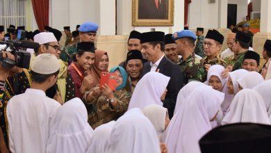 Presiden Jokowi: Nuzulul Quran Miliki Makna Berlipat Bagi Bangsa Indonesia