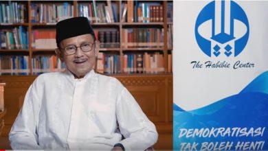 Pesan Kebangsaan Habibie: Terima Hasil Pemilu, Hindari Tindakan Yang Mempertajam Polarisasi