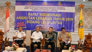 Dijamin Gubernur dan Kapolda, Menhub: Jalan di Lampung Aman Untuk Mudik, Termasuk Malam Hari