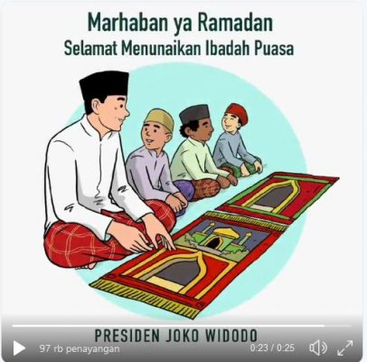 Selamat Ramadan