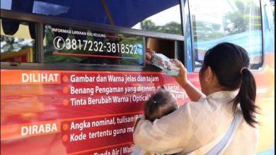 Lebih Aman, BI Imbau Masyarakat Tukarkan Uang di Tempat Penukaran Resmi