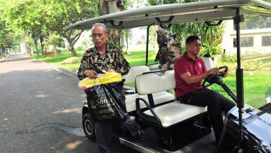 Bertemu Presiden Jokowi, Usma Pedagang Korban Rusuh 22 Mei Diminta Jualan Lagi