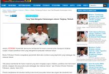 [SALAH] Wiranto: Pendukung Prabowo Yang Tidak Mengakui Kemenangan Jokowi, Tangkap, Tembak Mati!!