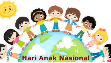 [SALAH] Peringatan Hari Anak Nasional Se Jabar di Polda Jabar