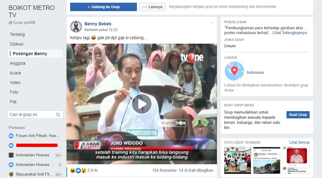 [KLARIFIKASI] Jokowi: Insentif Kartu Pra Kerja Bukan Berarti Gaji untuk Pengangguran