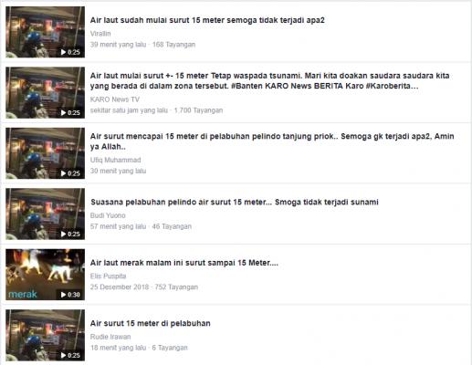 [SALAH] Air Surut 15 Meter di Pelabuhan Banten