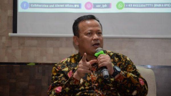 Ketua Komisi IV DPR, Edhy Prabowo