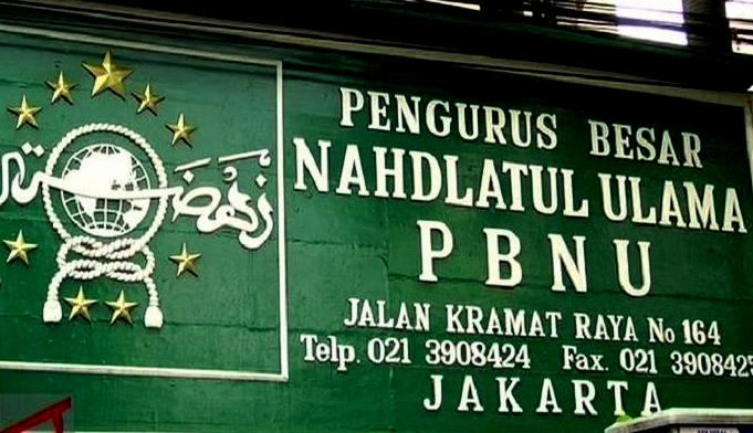 Kantor PB NU, Jalan Kramat Raya, Jakarta Pusat.