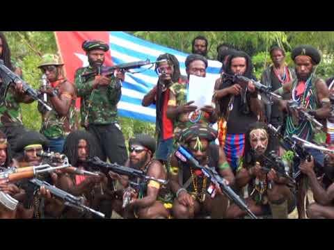 Kelompok Kriminal Bersenjata di Papua.