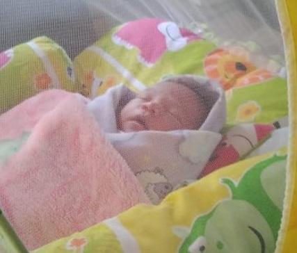 viral wanita ini melahirkan anak tanpa hamil tak ada
