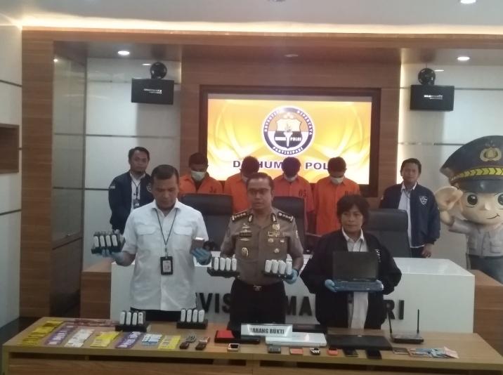Sasar Nasabah Kredivo Via Sms Sindikat Penipu Pinjaman Online