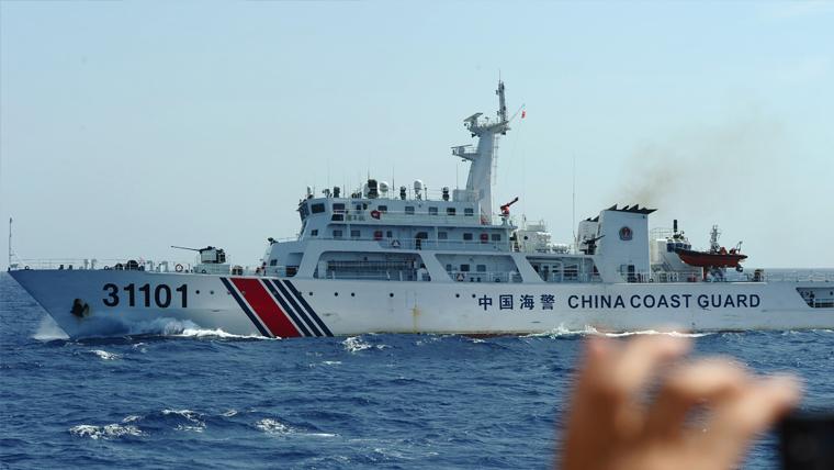 Nelayan Natuna Keluhkan Diusir Kapal Coast Guard Cina yang