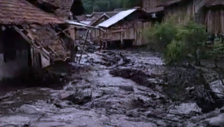 Banjir Bandang Terjang Bondowoso, BPBD Perkirakan 200 KK
