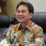 Wakil Ketua DPR Azis Syamsuddin
