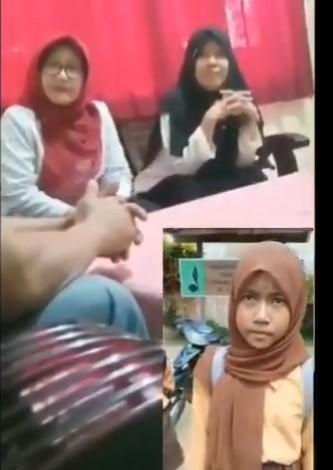 Viral Video Anak Sekolah Didenda Guru Agama Karena Nonton Cap Go Meh