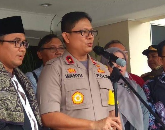 Brigjen Wahyu Hadiningrat Diangkat jadi Wakil Kabareskrim