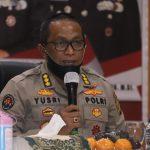 Kabid Humas Polda Metro Jaya Kombes. Pol. Yusri Yunus.