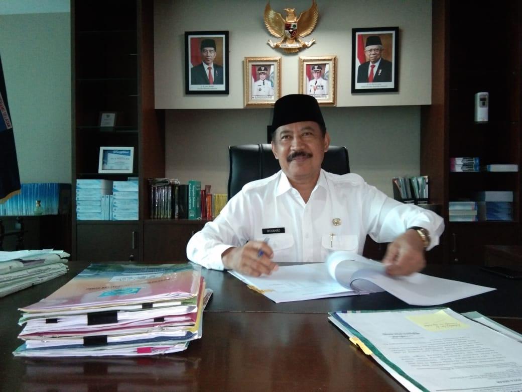 Maju Pilkada, Muhammad Mundur dari Jabatan Sekda Tangsel 31